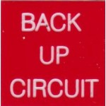 BACK UP CIRCUIT