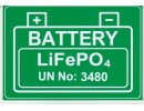 BATTERY CHEMISTRY LIFePO4