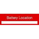 Battery Location