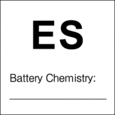 ES Battery Chemistry
