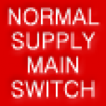 Normal Supply Main Switch