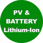 PV & Battery Lithium Ion