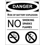 Risk Of Battery Explosion
