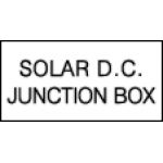Solar D.C. Junction Box